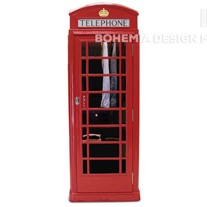 Wardrobe Phonebox