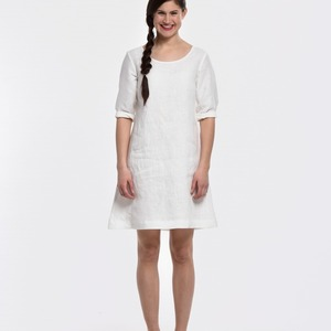 Dress - Incredible India - white