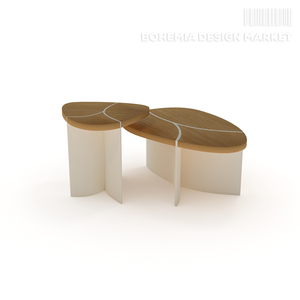 Coffee tables Soul set 2Psc