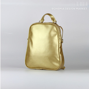 Bagpack Egg Gold