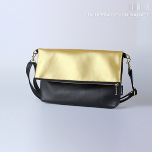 Fold Bag Black & Gold