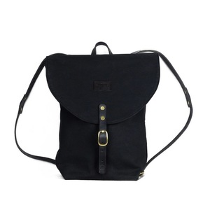 Daypack backpack - black