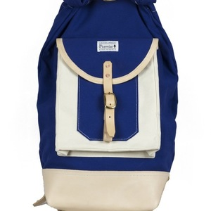 Roll Top backpack 2017 - blue