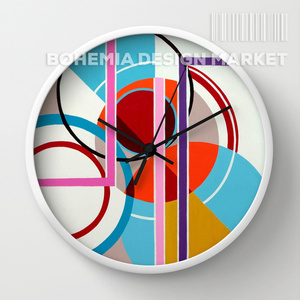 ORIGINAL WALL CLOCK - love