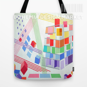 ORGINAL TOTE BAG - SCRATCHES