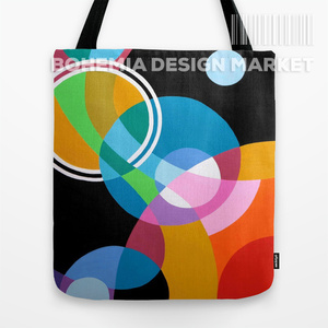 ORGINAL TOTE BAG - STRING OF BEADS