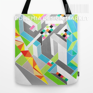 ORGINAL TOTE BAG - PARALEL WORLDS