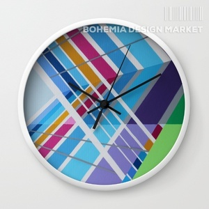 ORIGINAL WALL CLOCK - MIRRORING