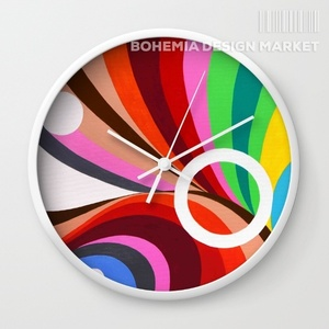 ORIGINAL WALL CLOCK - HARMONY