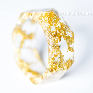 Bracelet - collection Treasures - big - gold 22 carats